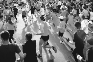 Your First Running Event