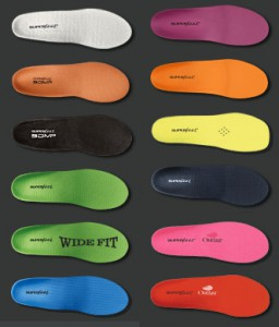 What a difference an insole can make