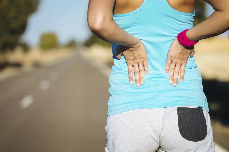 Running Marathon Injuries