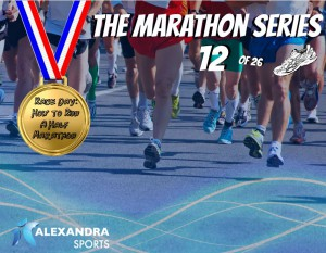 Race Day: How To Run A Half Marathon