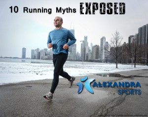 Ten Running Myths Exposed