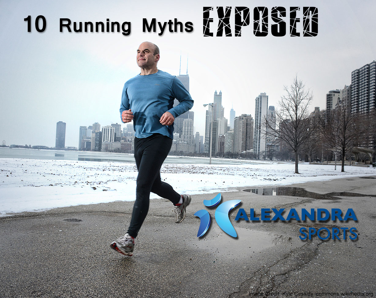 10 Running Myths