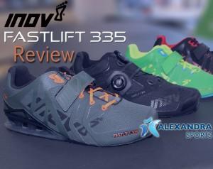 Inov8 Fastlift 335 Review
