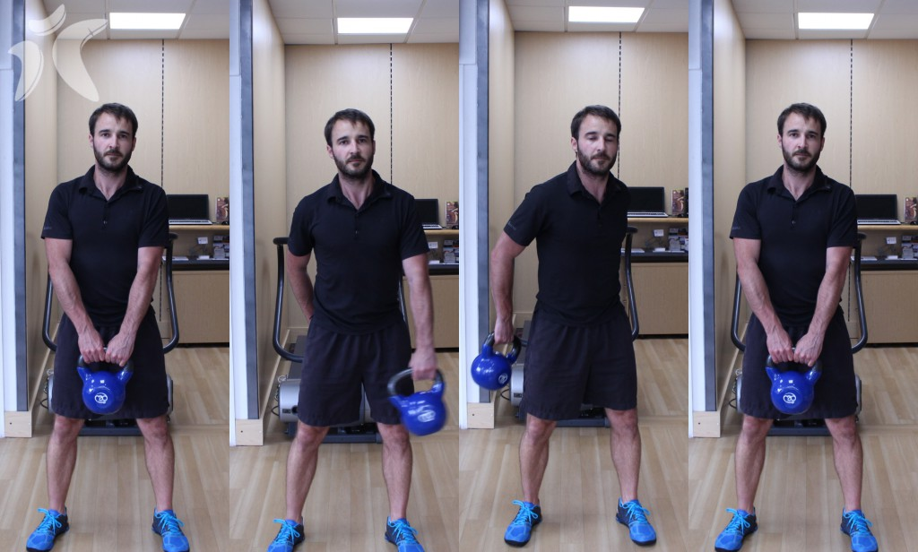 kettlebell exercises for runners