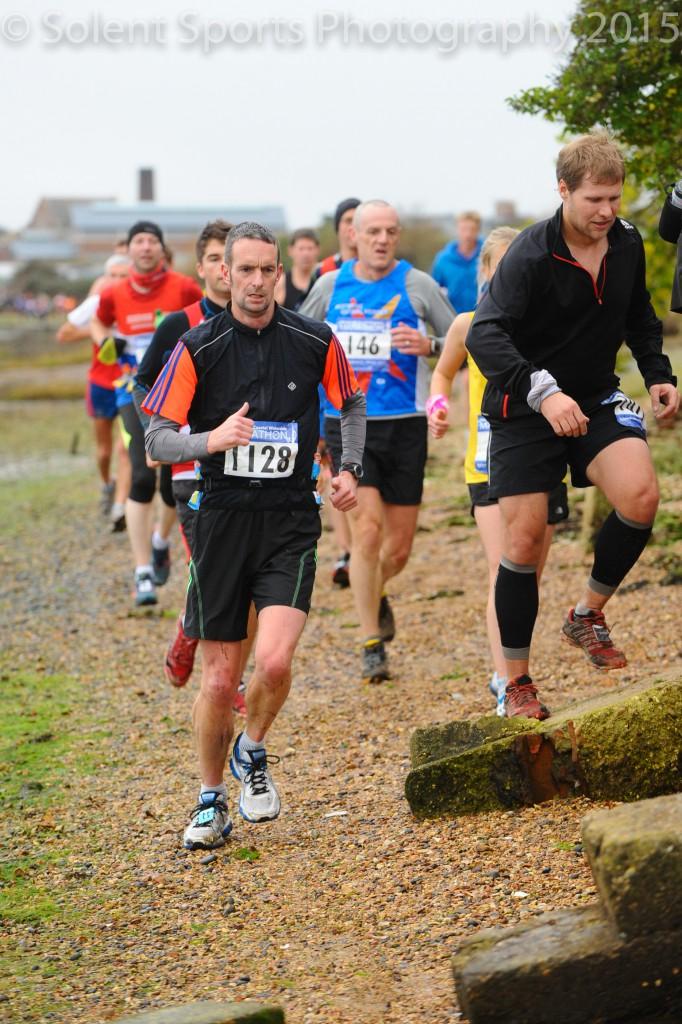 Portsmouth Coastal Marathon Terrain