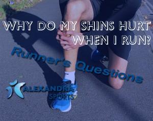 Why do I get shin pain when I run?