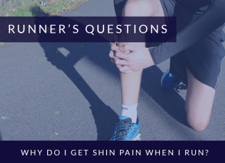 Why do I get shin pain when I run?