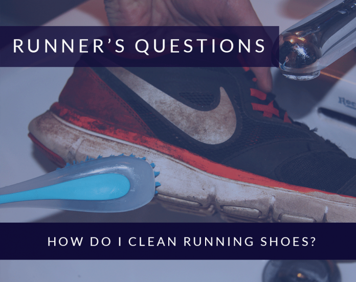 How do I Clean Running Shoes?