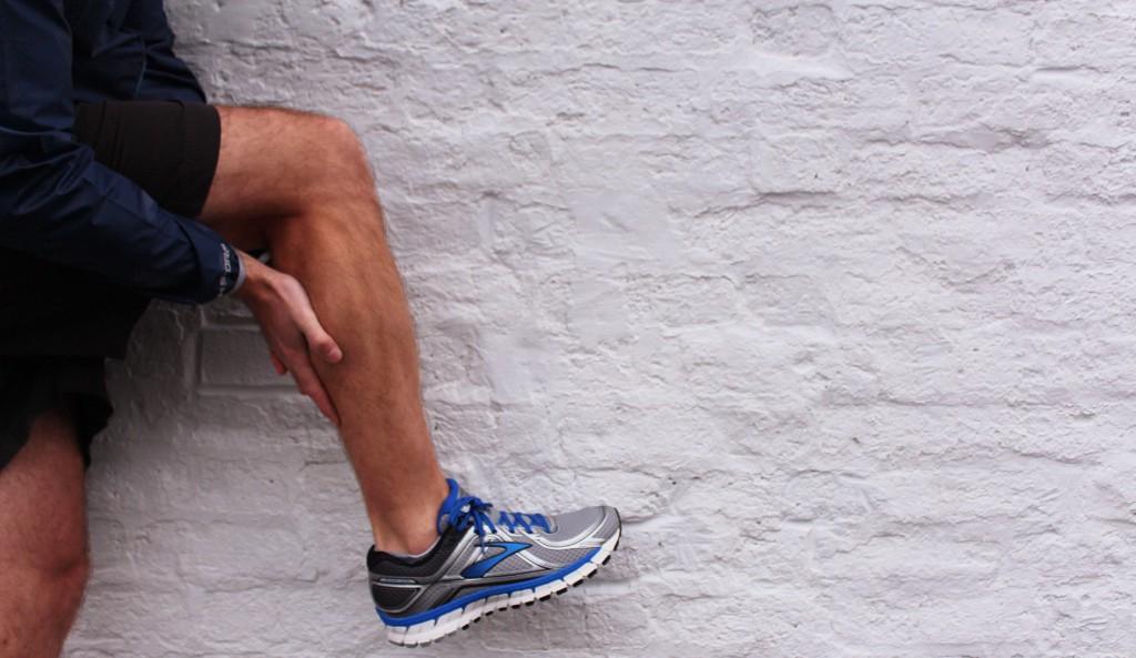 Legs ache after running