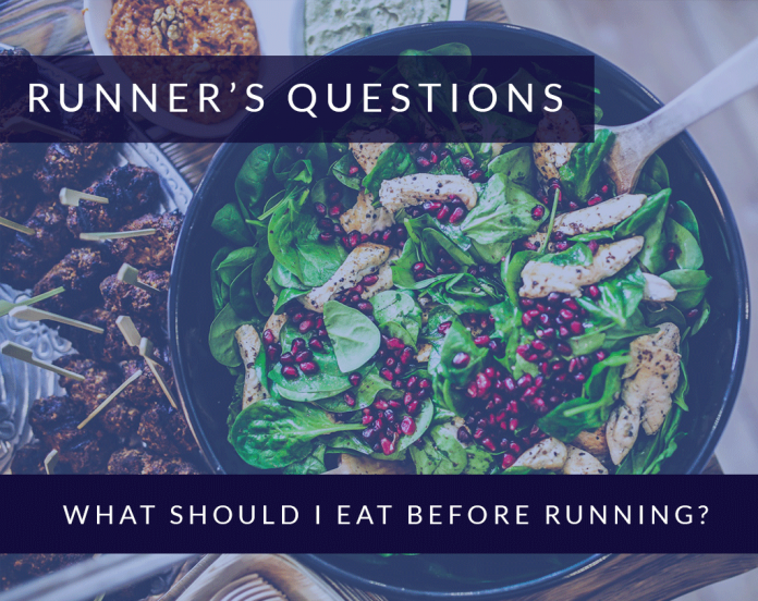 What Should I Eat Before Running?