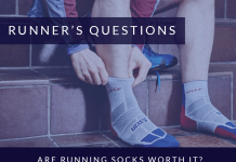Are running socks worth it?