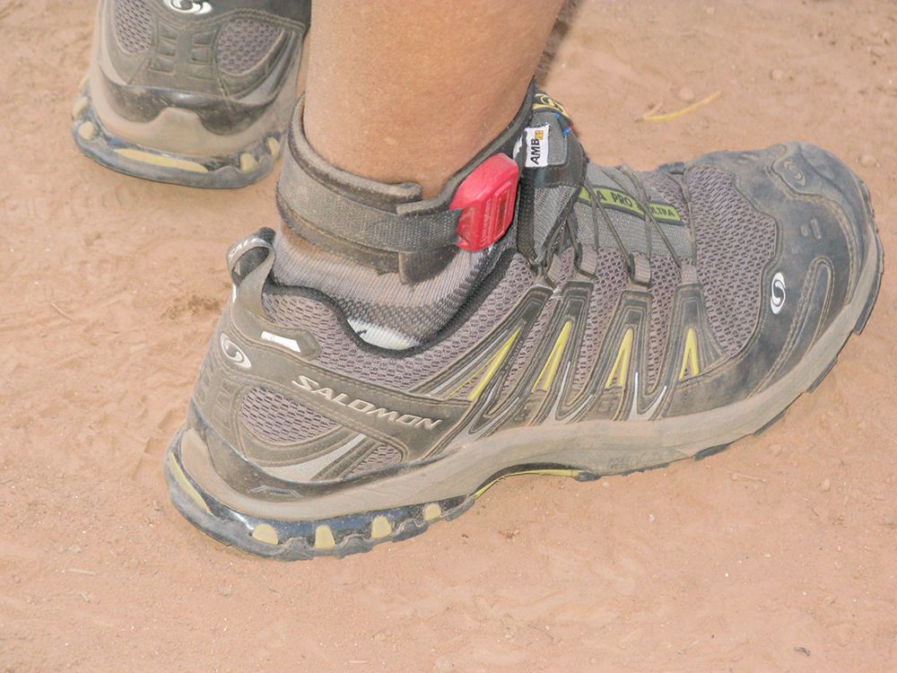 Trail shoe
