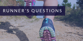 What is the difference between a road and trail shoe?