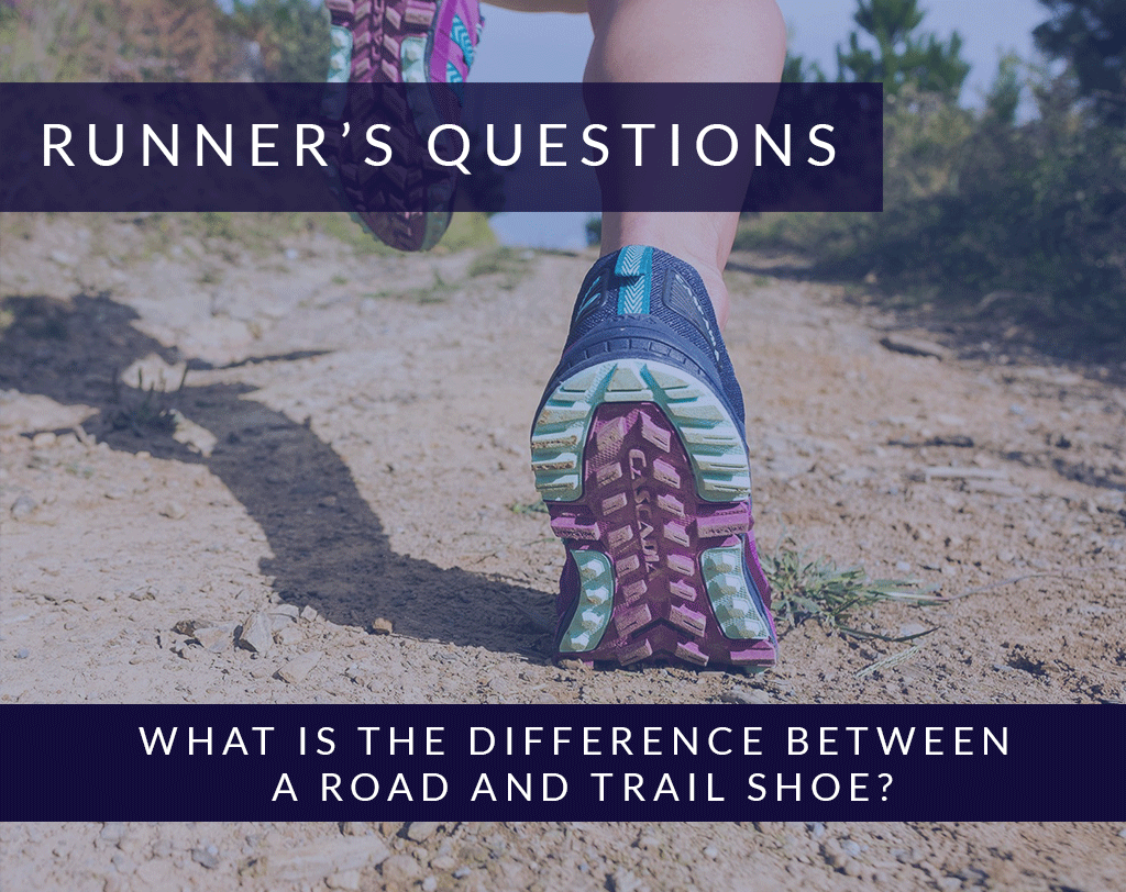 Difference Between Trail And Road Running Shoes