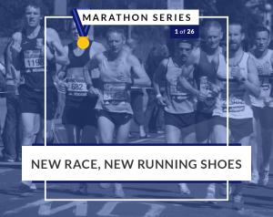 New Race, New Running Shoes