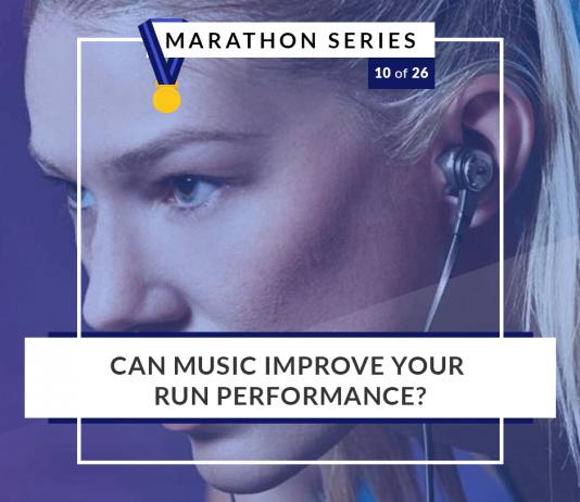 Can music improve your run performance?   10 of 26 Marathon Series