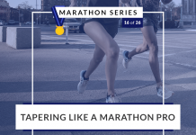 Tapering like a marathon pro | 16 of 26 Marathon Series