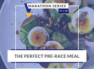 The perfect pre-race meal | 17 of 26 Marathon Series