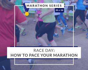 Race Day: How to Pace Your Marathon