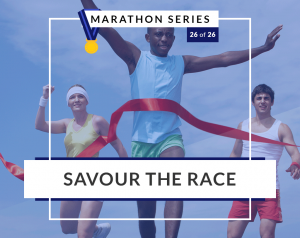 Savour The Race