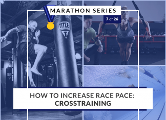 How to increase race pace - Cross-training | 7 of 26 Marathon Series