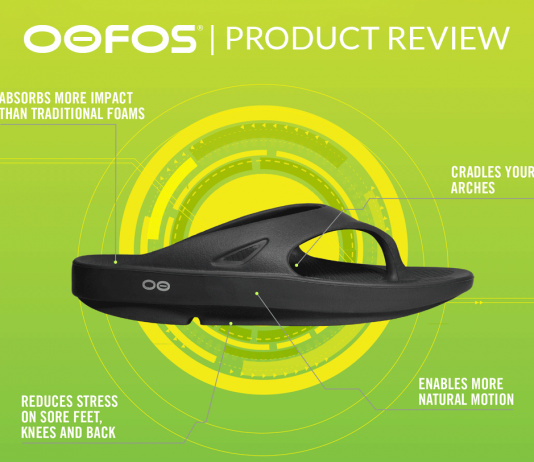 Oofos recovery sandals product review