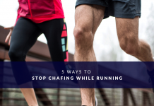 5 ways to help prevent chafing when running | running advice