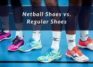 Netball Shoes vs. Regular Footwear