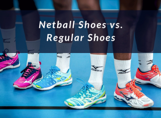 Netball Shoes vs. Regular Footwear