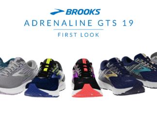 Brooks Adrenaline GTS 19