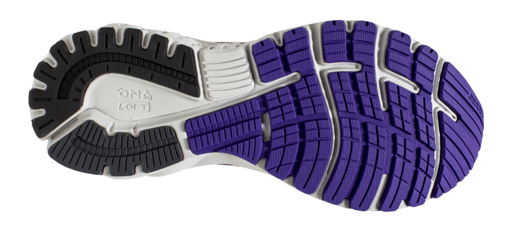 Brooks GTS 19 Outsole