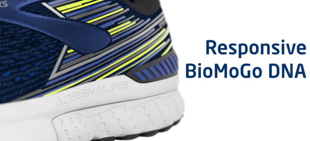 Brooks GTS 19 Biomogo Dna Midsole
