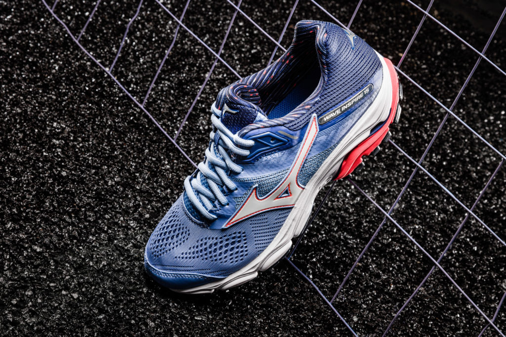 Womens Mizuno Wave Inspire 15