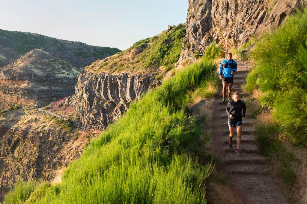 Energy Bars fuel long distance running