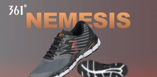 361 Nemesis Running Shoes Review
