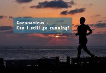 Coronavirus can i still go running